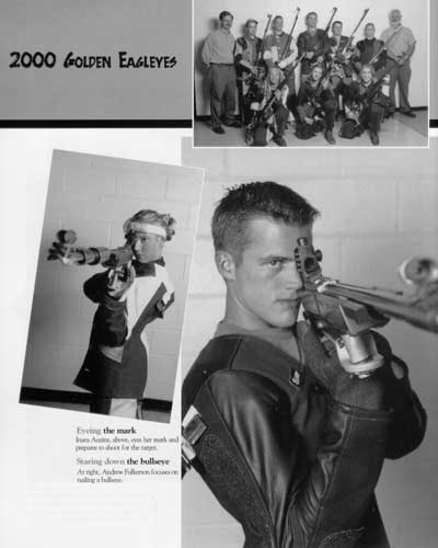 2001 yearbook article