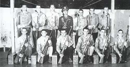 1959 Tech Rifle Team
