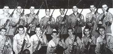 1962 Tech Rifle Team