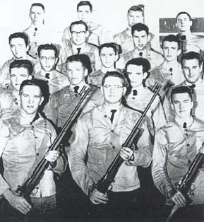 1963 Tech Rifle Team