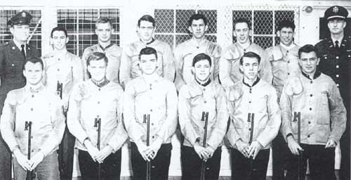 1964 Tech Rifle Team