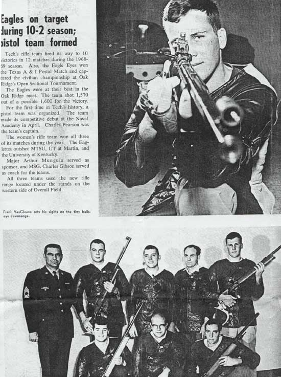 1969 yearbook article