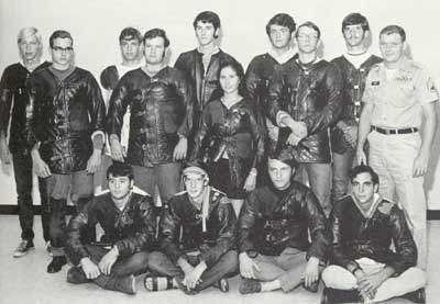 1970-71 TTU Rifle Team