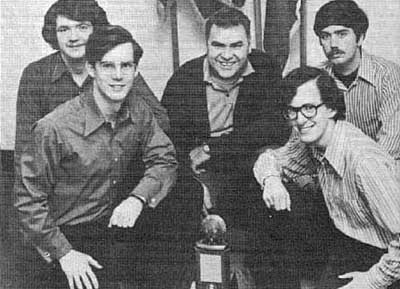 1973 TTU Rifle Team