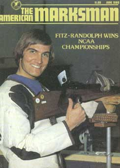 1980 NCAA Rifle Champion, Rod Fitz-Randolph