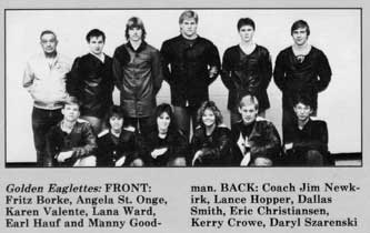 1987 TTU team photo