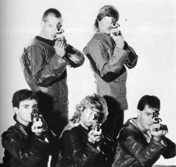 1989 TTU top shooters
