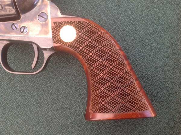 Klassic Laser Works - Engraved Grips